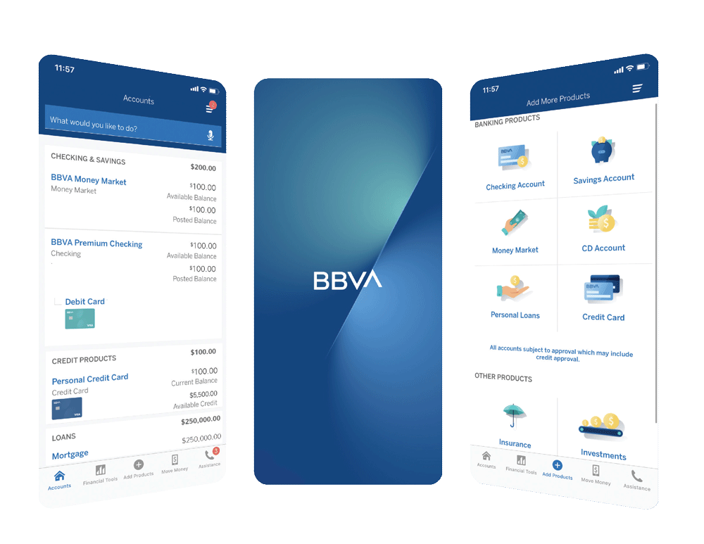BBVA Mobile Banking App Features
